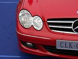2006款 奔驰CLK CLK 200K 双门轿跑车