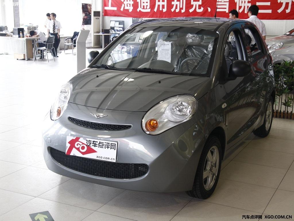 【瑞麒汽车图片大全】奇瑞瑞麒 2009款 瑞麒m1 1.3mt
