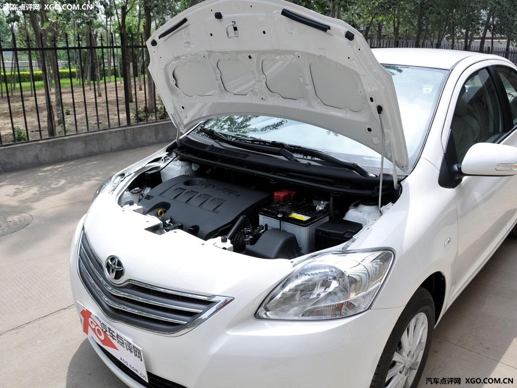 【丰田汽车图片】一汽丰田 2010款 威驰 1.6 gl-i at
