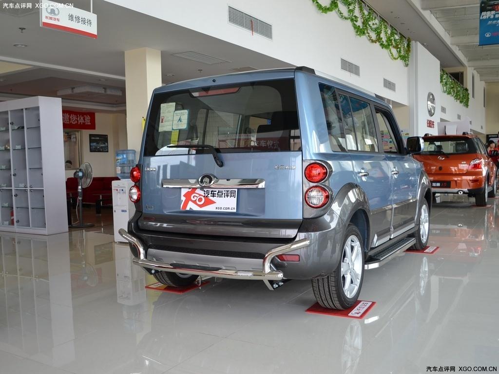 【长城汽车图片库】长城汽车 2010款 哈弗m2 1.5手动