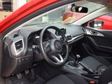 2017款 马自达3 Axela昂克赛拉 三厢 1.5L 手动舒适型