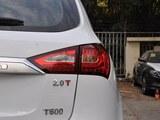 2016款 众泰T600 家用版 2.0T 手动精英型