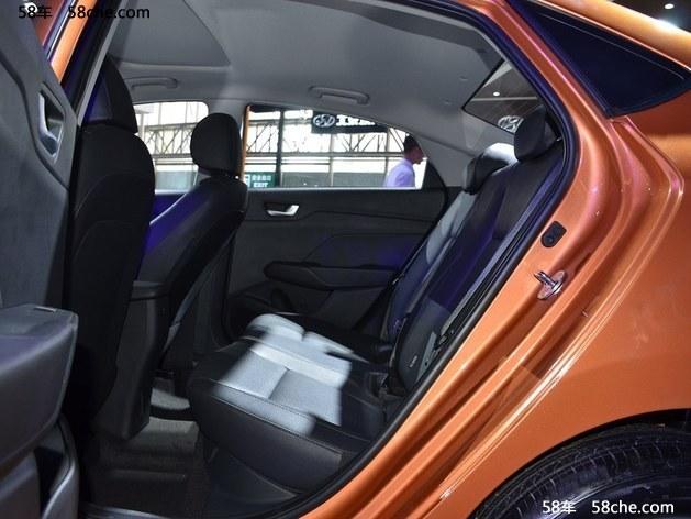 北京现代悦纳今日上市 搭配两款发动机