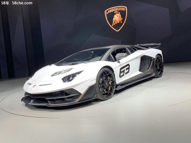 兰博基尼Aventador 2021年或推出插混版